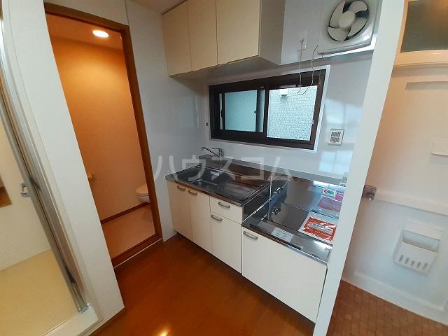 豊島園ビル 4F-B号室のキッチン