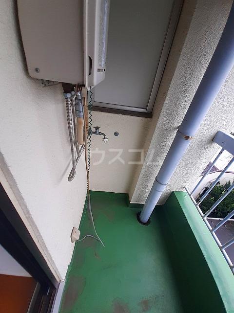 豊島園ビル 4F-B号室のバルコニー