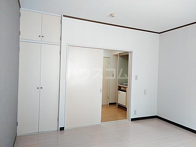 Kハイツ天台 105号室のキッチン