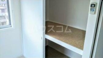三田常盤台第3コーポ 501号室の収納