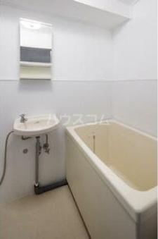 三田常盤台第3コーポ 501号室の風呂
