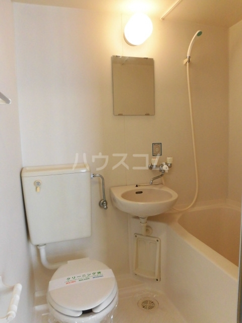 ラフィネ八王子 202号室の風呂