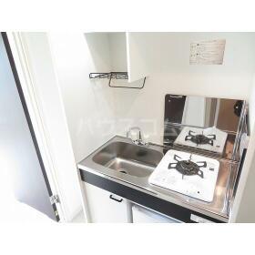 イル川崎大師 0302号室のキッチン