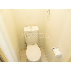 イル川崎大師 0302号室のトイレ