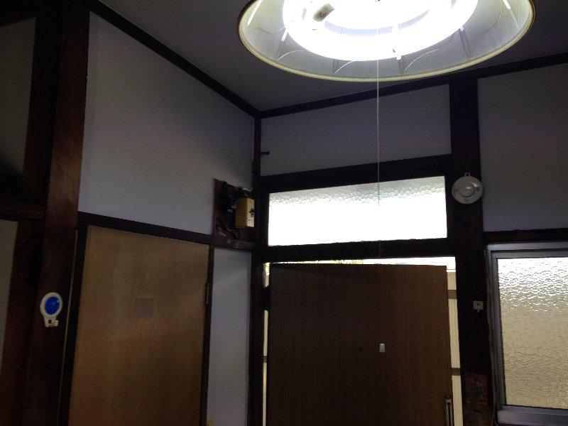 ハイム丸山 202号室のベッドルーム
