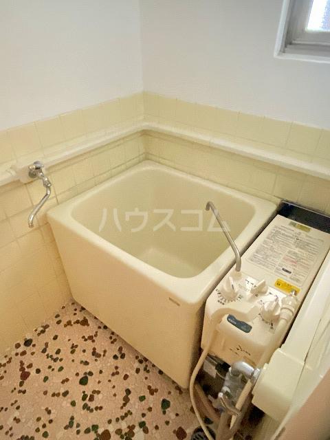 小梅マンション 203号室の風呂