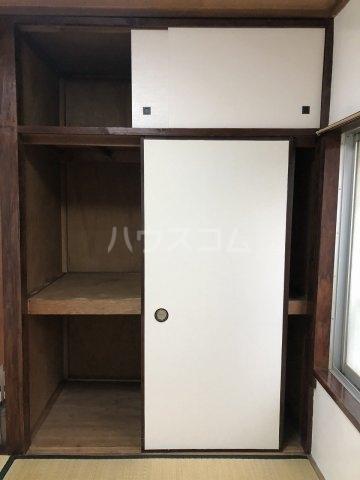 広瀬アパート 101号室の収納