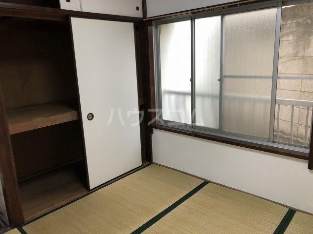 広瀬アパート 101号室の居室