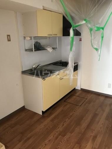 高田馬場リハイム 311号室のキッチン
