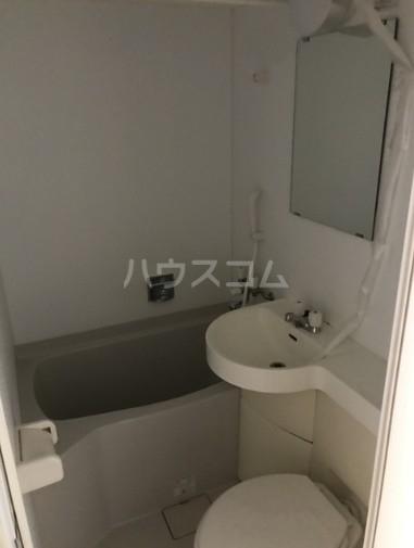 高田馬場リハイム 311号室のトイレ