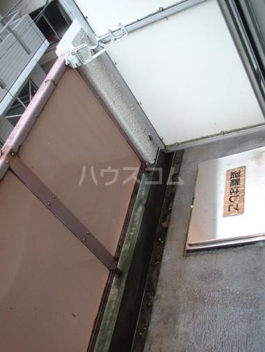高田馬場リハイム 311号室のバルコニー