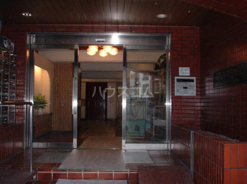 高田馬場リハイム 311号室のエントランス