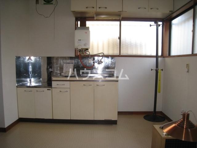 アイコーポ 101号室のキッチン