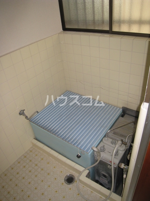 アイコーポ 101号室の風呂