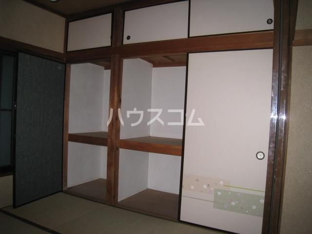 アイコーポ 101号室の収納
