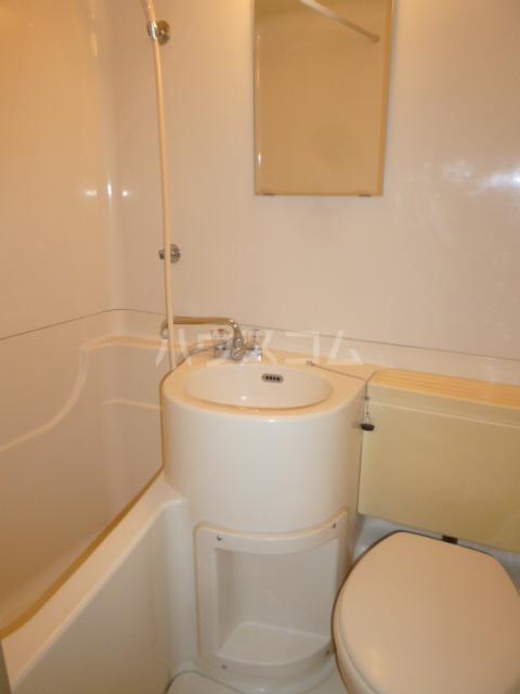 サンハイツ鶴沢 202号室の洗面所