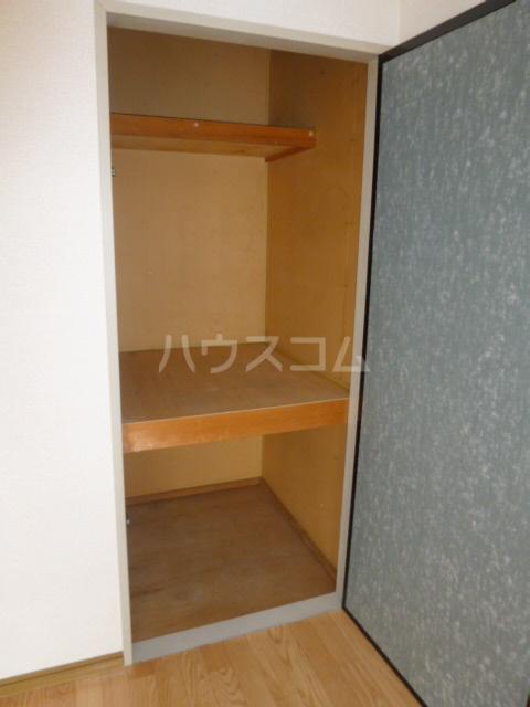 サンハイツ鶴沢 202号室の収納