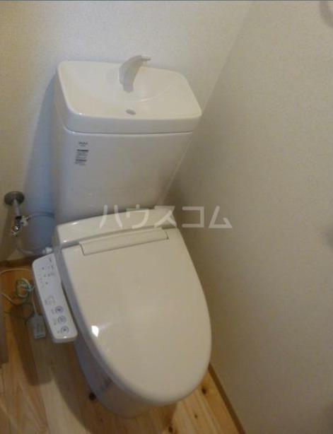 アーバンプレイス新宿落合A 103号室のトイレ