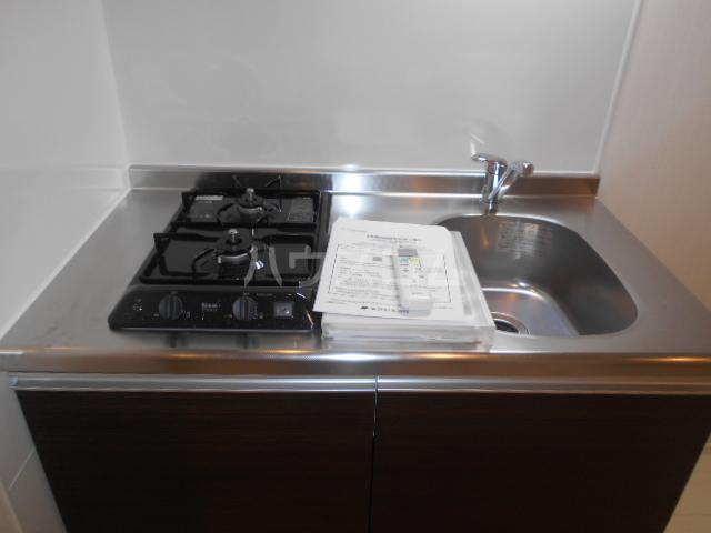 CELESTE北町 103号室のキッチン