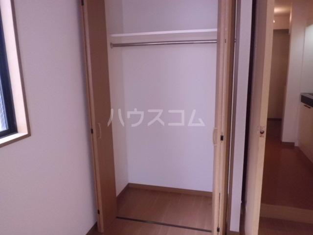 和助ビル 302号室の収納