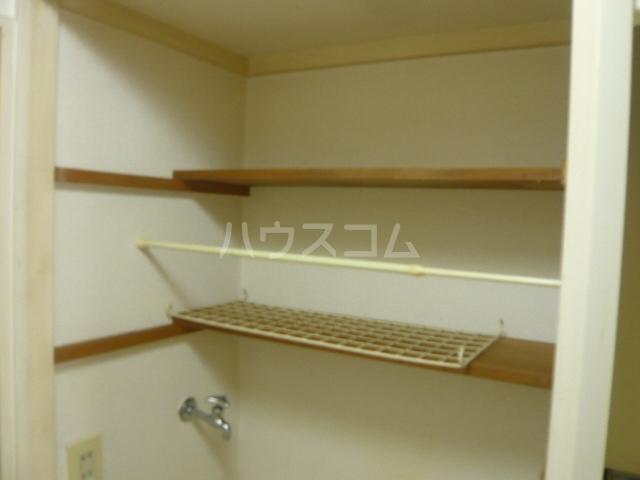 メゾンフジ 201号室の収納