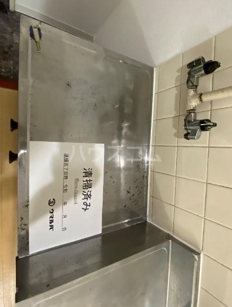 コンフォート椎名町 202号室のキッチン