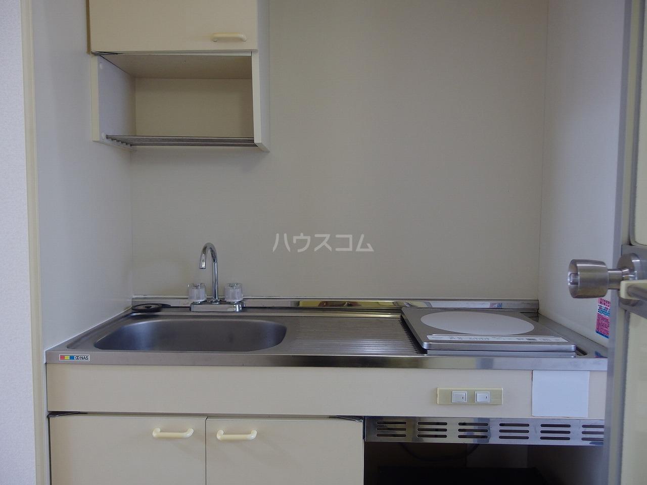 コーポイズミ 206号室のキッチン