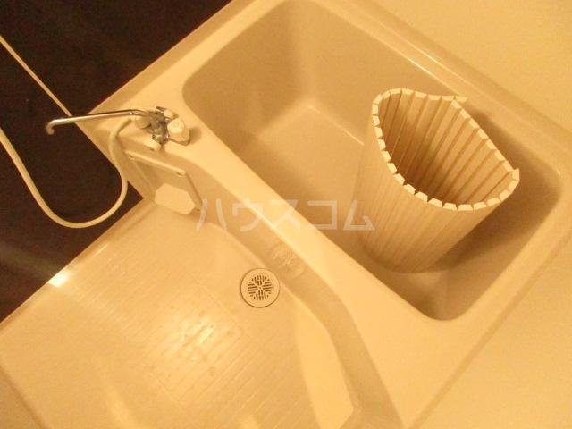 プライディア幕張 102号室の風呂