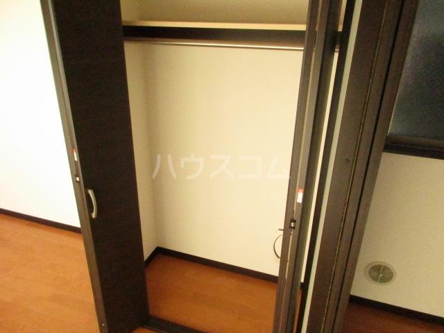 プライディア幕張 102号室の収納