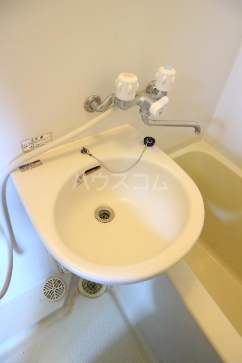 リバーウインド 102号室の洗面所