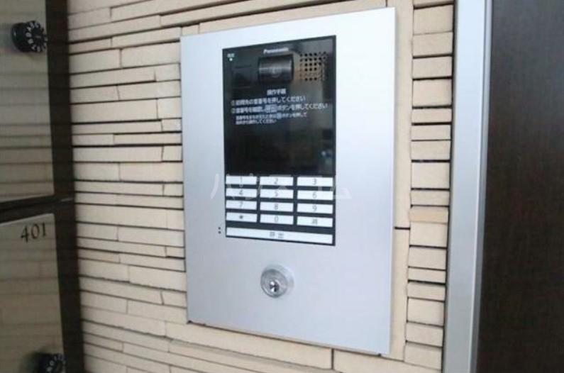 サヤ東池袋 102号室のセキュリティ