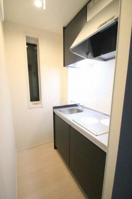 サヤ東池袋 102号室のキッチン