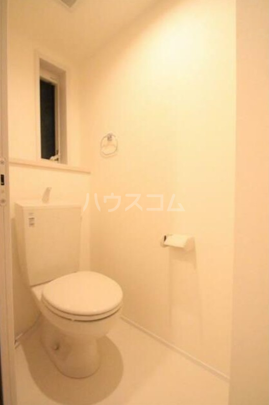 サヤ東池袋 102号室のトイレ