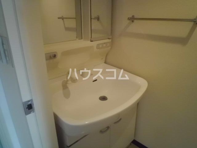 オギハイツ F-1号室の洗面所