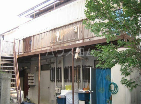 トキワ荘外観写真