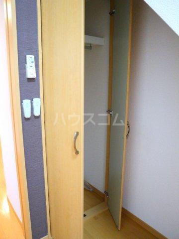 スマイルコート 202号室の収納