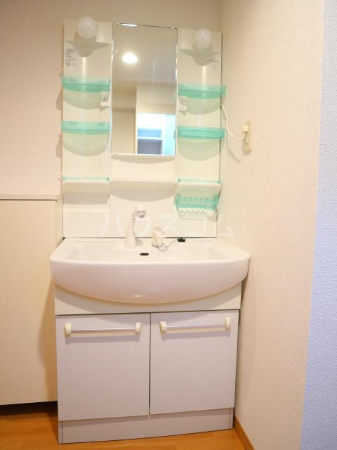 スマイルコート 202号室の洗面所