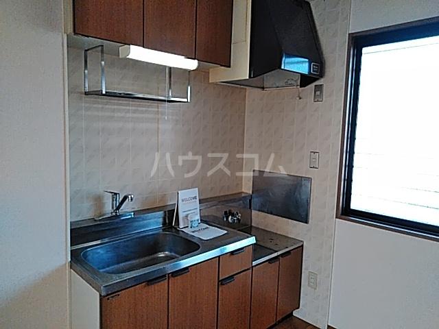 メゾンシエール 106号室のキッチン