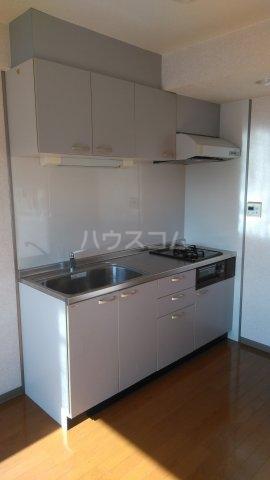 イーストテラス 302号室のキッチン