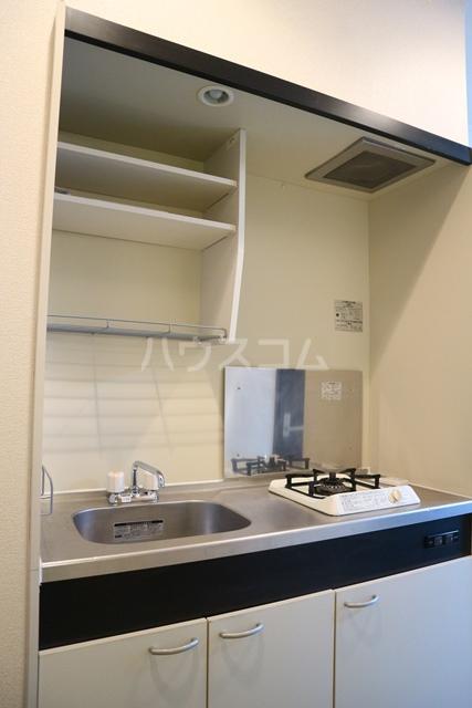 レグルス 201号室のキッチン