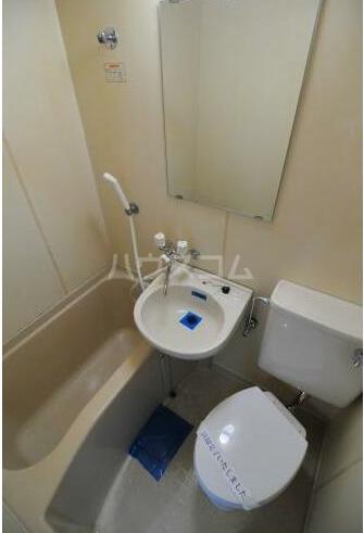 メゾン・ド・ペルシュ 0316号室の風呂