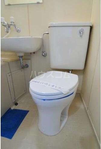 メゾン・ド・ペルシュ 0316号室のトイレ