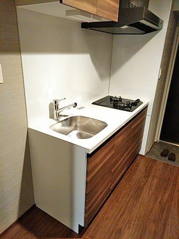 ミヤビヒルズ西池袋 307号室のキッチン
