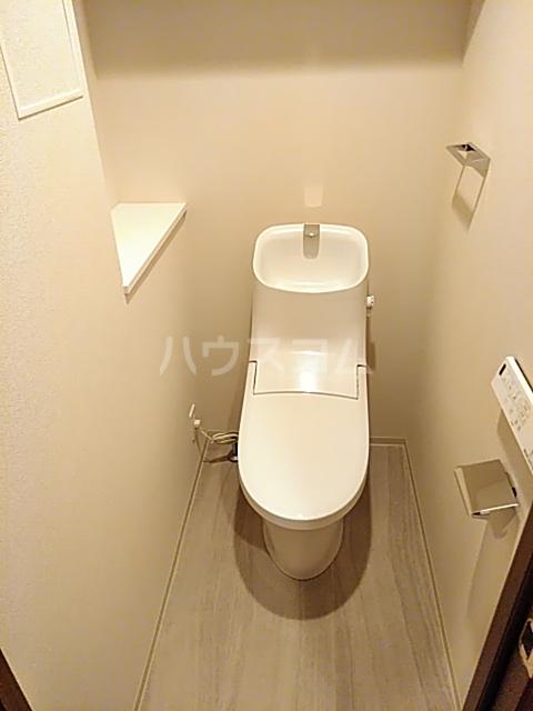 ミヤビヒルズ西池袋 307号室のトイレ