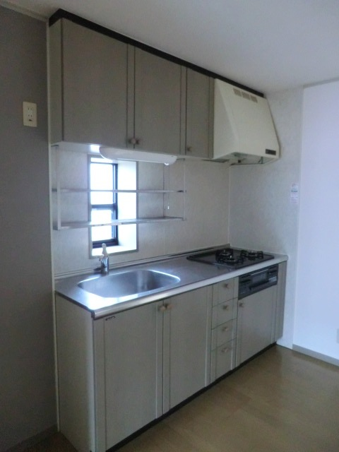 ヴァンベールソフィア 205号室のキッチン