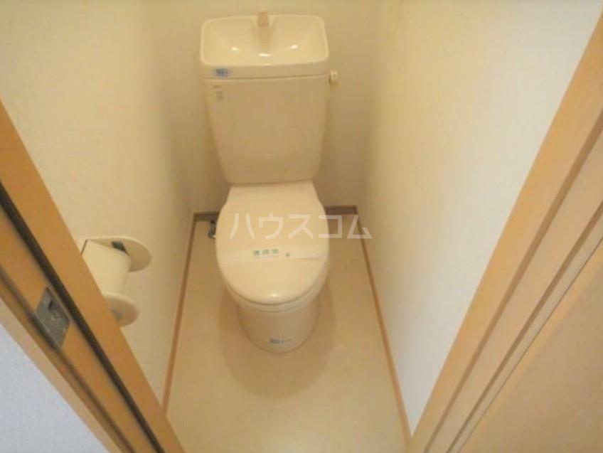 S・Kコーポ 105号室のトイレ