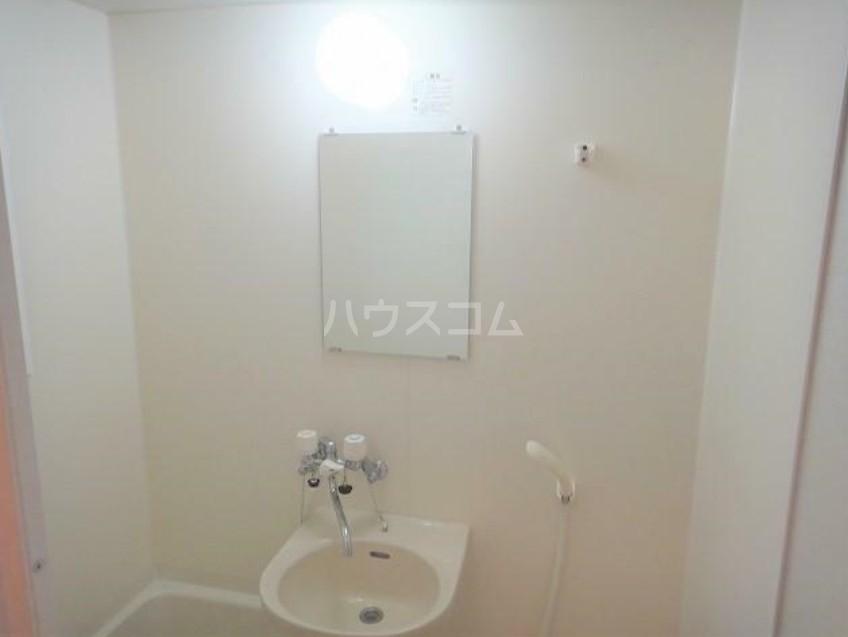 S・Kコーポ 105号室の洗面所