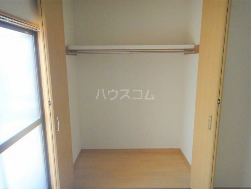 S・Kコーポ 105号室の収納