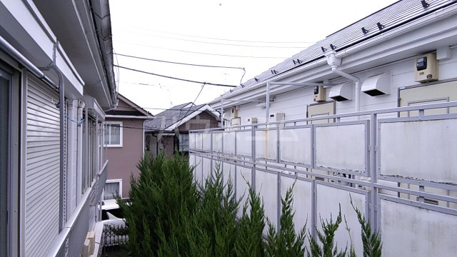 サンフラット羽沢 206号室の景色