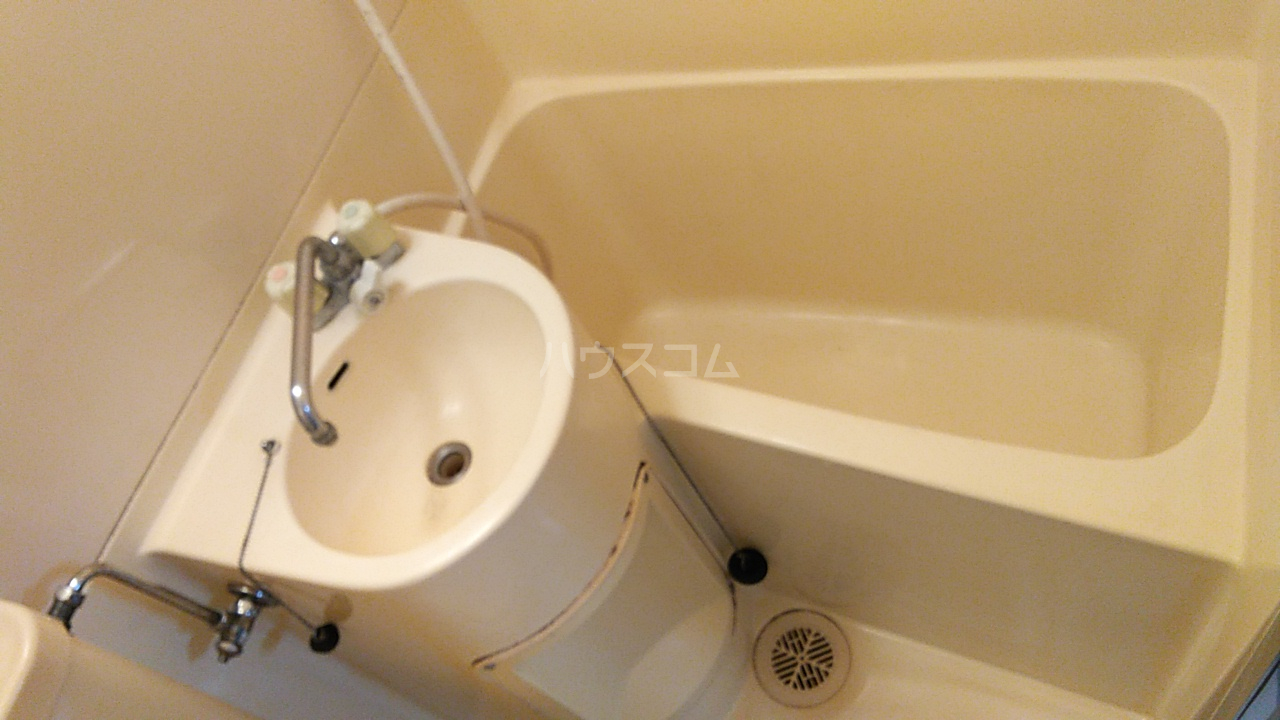 サンフラット羽沢 206号室の風呂